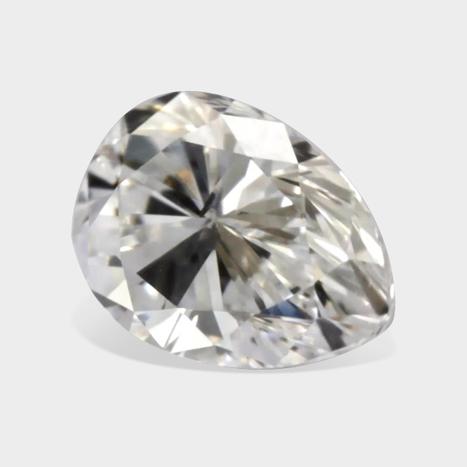 Buy Wholesale Price White Pear Diamonds in West Virginia WV | Loose Diamonds | Scoop.it