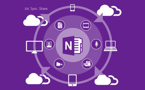 A fantastic add-in for OneNote 2013 | General | Scoop.it