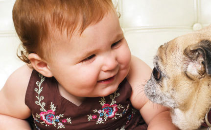 Want a Healthy Baby? Buy a Dog | This Gives Me Hope | Scoop.it