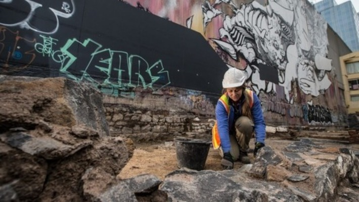 Major archaeological dig underway in Melbourne's CBD | The Sydney Morning Herald | Kiosque du monde : Océanie | Scoop.it