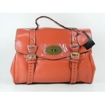 Covetable Mulberry Alexa Bag Leather Orange sale | Fashion Mulberry Handbags Hot Sale | Scoop.it