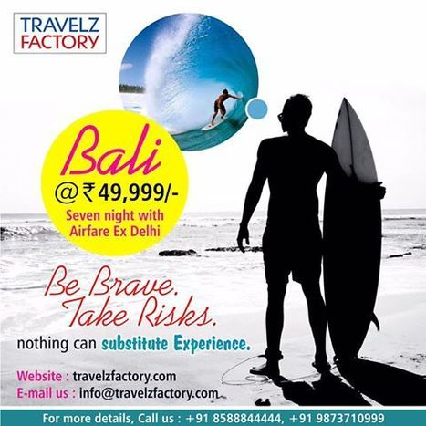 Bali Tour Package | International Travel Agents in Delhi | Scoop.it