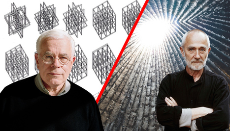 Peter Versus Peter: Eisenman And Zumthor's Theoretical Throwdown - Explore, Collect and Source architecture & interiors | Architecture, design & algorithms | Scoop.it