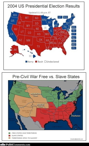 Red, Blue, Slave, Free | ChangeLab | Community Village Daily | Scoop.it