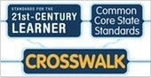 Learning Standards & Common Core State Standards Crosswalk   American Association of School Librarians (AASL)   Pam's Resources for Learning Theories   Scoop.it