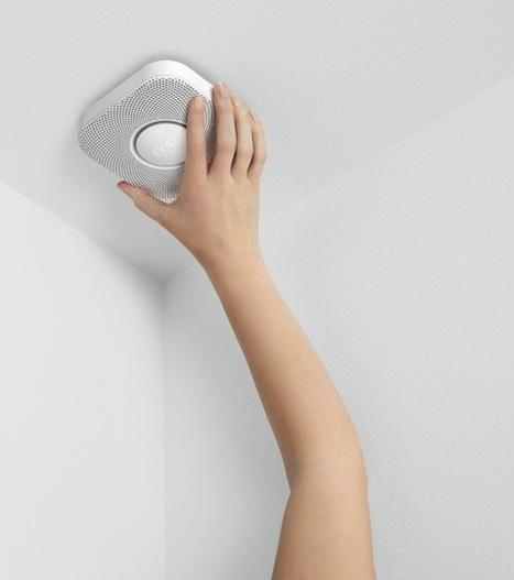 Nest lance son thermostat connecté et son détecteur de fumée en France | N°1 de la vente d'alarme sur internet | Scoop.it