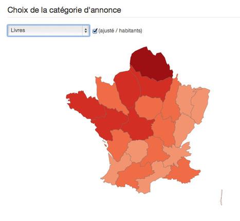"""La France du """"Bon coin""""   Brand content   Scoop.it"""