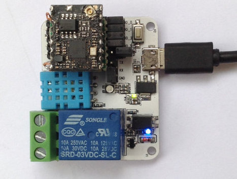 xWifi Open Source Hardware Wi-Fi Module and Dock for the Internet of Things (Crowdfunding) | Raspberry Pi | Scoop.it