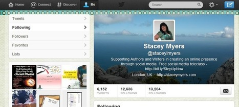 Check Out Twitter's New Look | Everything Twitter | Scoop.it