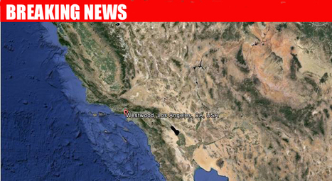 BREAKING NEWS: 4.4 magnitude earthquake hits Los Angeles area   Overcoming the World with Truth and Understanding   Scoop.it