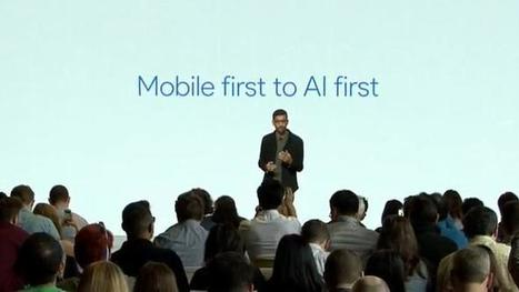 "Googles Künstliche Intelligenz: ""Mobile first"" war gestern 