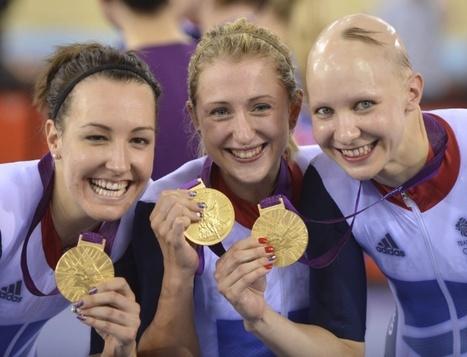 Campeã olímpica, britânica careca supera problemas de autoestima e se torna inspiração | esportes | Scoop.it