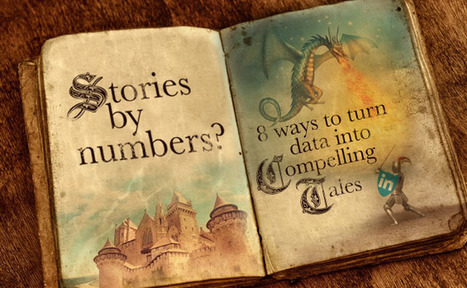 Stories By Numbers? 8 Ways To Turn Data Into Compelling Tales | Content Creation, Curation, Management | Scoop.it