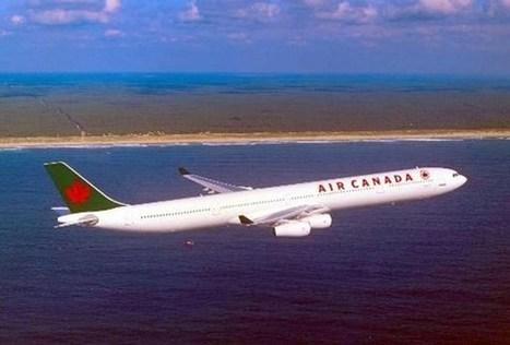 Une jeune Canadienne accouche dans un avion au dessus du ... - lavenir.net | Compagnie aérienne - Partenaire - Aéroport | Scoop.it