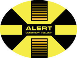 Yellow Alert – High Probability Of False Flags Events   Reality Bytes   Scoop.it