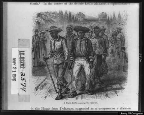 5 Things About Slavery You Probably Didn't Learn In Social Studies - Huffington Post | Colonial Histories, Colonial&Postcolonial Design & Design History | Scoop.it