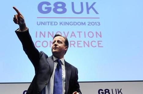 G8 : Cameron promet des mesures contre l'évasion fiscale | JOIN SCOOP.IT AND FOLLOW ME ON SCOOP.IT | Scoop.it