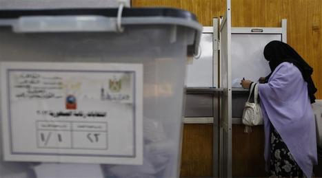 L'Égypte a voté | Égypt-actus | Scoop.it