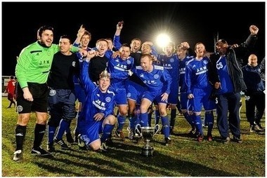 PeteSmith published Hanley Town crowned Staffs County Senior League champions and... | 6 Towns Radio News - Stoke-On-Trent & North Staffordshire | Scoop.it