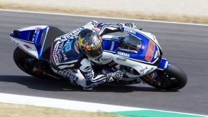 Lorenzo tops morning session at MotoGP™ test in Mugello | MotoGP World | Scoop.it