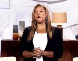 QUEEN LATIFAH Talkshow Gets Greenlight for Season Two - Broadway World | Television Industry | Scoop.it