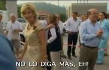 Cosas de Antonio: Esperpéntica actuación de Esperanza Aguirre. | Partido Popular, una visión crítica | Scoop.it