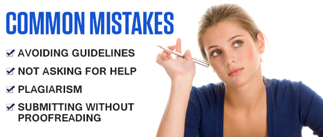 Some Common Mistakes that Students Must Not Make in Their Assignment | Dissertation Online UK | Scoop.it