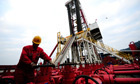 China planning 'huge fracking industry' | Latest in GLOBAL CLIMATE CHANGE News | Scoop.it