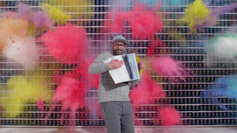 OK Go outdoes itself with 'The One Moment' video | levin's linkblog: Arts Channel | Scoop.it
