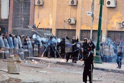 L'Égypte arme sa police malgré les bavures | Égypt-actus | Scoop.it