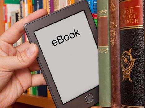 La lecture numérique : 1/2 | à livres ouverts - veille AddnB | Scoop.it