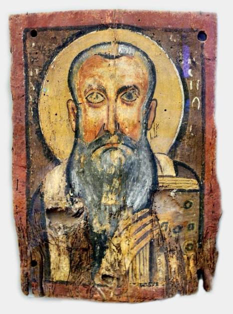 La producción de libros por monjes y ermitaños en el Egipto copto   Palimsesto   Scoop.it