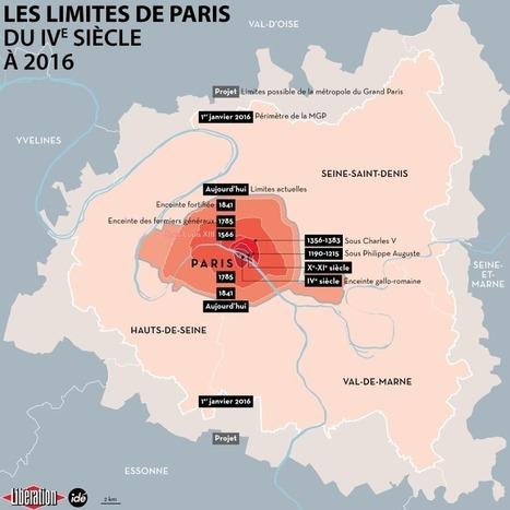 Vendredi, c'est Grand Paris | Regardons le monde autrement, il sera différent | Scoop.it