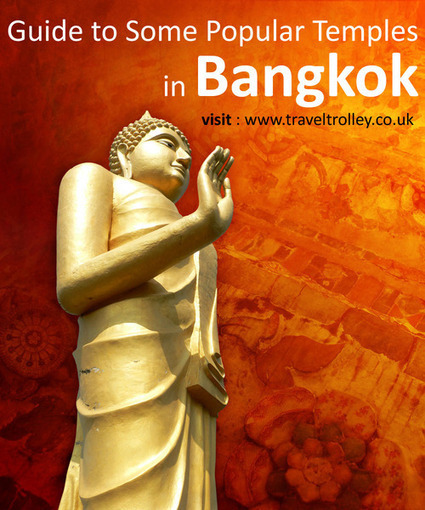 Brief Guide to Some Popular Temples in Bangkok | Commercial Photography companies in Delhi | Scoop.it