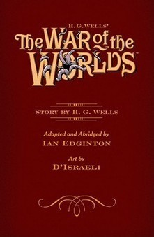 Intergalacticrobot: H.G. Wells The War Of The Worlds | Ficção científica literária | Scoop.it