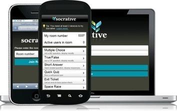 3 outils en ligne pour créer des quiz et QCM avec smartphones | Netpublic | arts littérature langue | Scoop.it