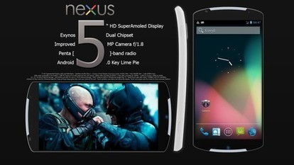 Nexus 5 | Seoanalisis | Scoop.it