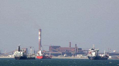 Grand Port de Marseille-Fos : des fumées industrielles pour faire pousser des algues - France 3 Provence-Alpes | Mer & Enseignements | Scoop.it