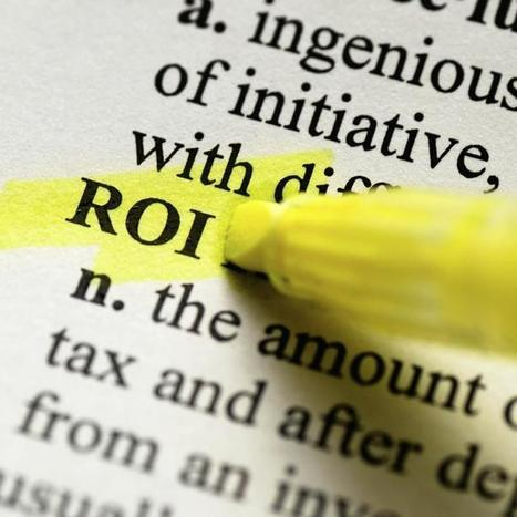 The Etymology of ROI | Digital Marketing @ Work | Scoop.it