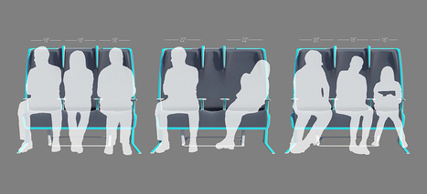 A Genius Design for Airplane Seats as Comfy as Aeron Chairs | News we like | Scoop.it