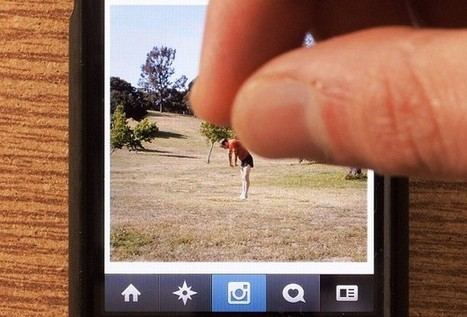 1556 Instagram pics create stop-motion animation - CNET (blog) | Machinimania | Scoop.it