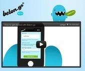Belon.gs : le QR Code au service des objets perdus | QR code news | Scoop.it