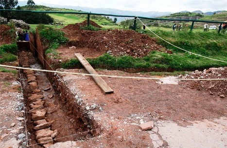 16-metre long Inca canal discovered outside Cusco | Arqueologia | Blogue Visualidades | Scoop.it