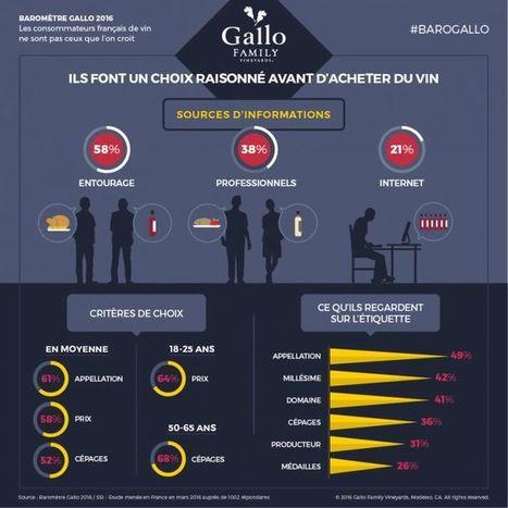 Les français choisissent leur vin au hasard : FAUX | Ben Wine Marketing | Scoop.it