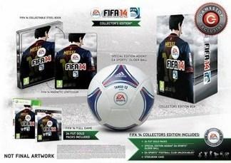 GameStop venderá dos ediciones exclusiva de FIFA 14 – Xbox 360 ... - Nuevo Futbol   videojuegos   Scoop.it
