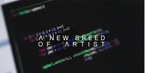 Google New Breed: the commodification of digital art and its young minds | www.furtherfield.org | Peer2Politics | Scoop.it