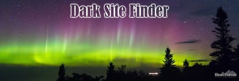 Dark Site Finder: Light Pollution Maps | Into the Driver's Seat | Scoop.it