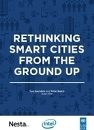 Rethinking Smart Cities From The Ground Up | Report by Nesta | The Programmable City | Scoop.it