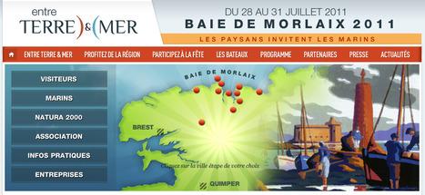 Entre Terre & Mer en Baie de Morlaix / 2011 | Baie de Morlaix - Monts d'Arrée | Scoop.it