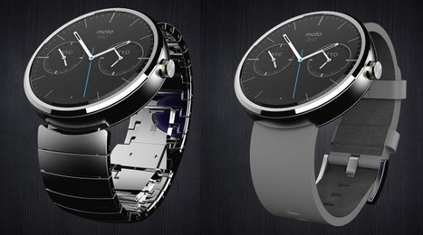 Yes, the Moto 360 does work with the iPhone   Tech News   Scoop.it